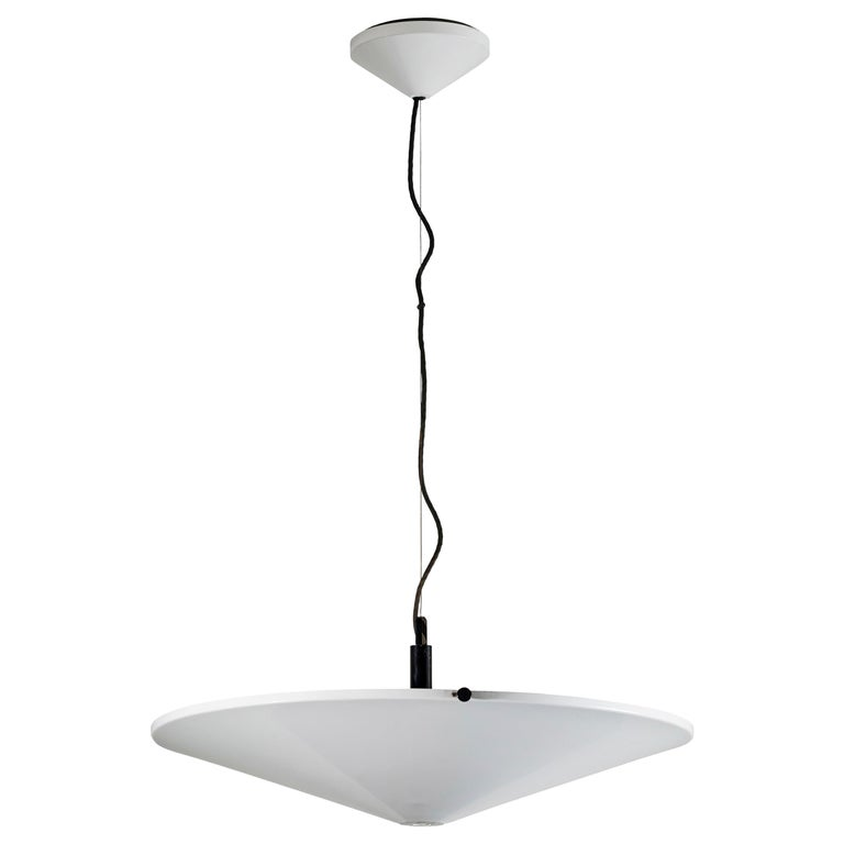 Suspension Light by Arteluce For Sale