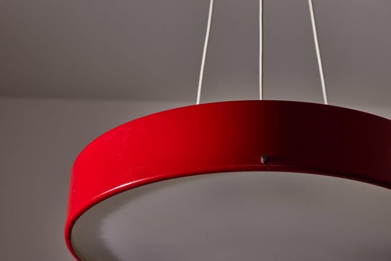 Suspension Light by Bruno Gatta for Stilnovo 2