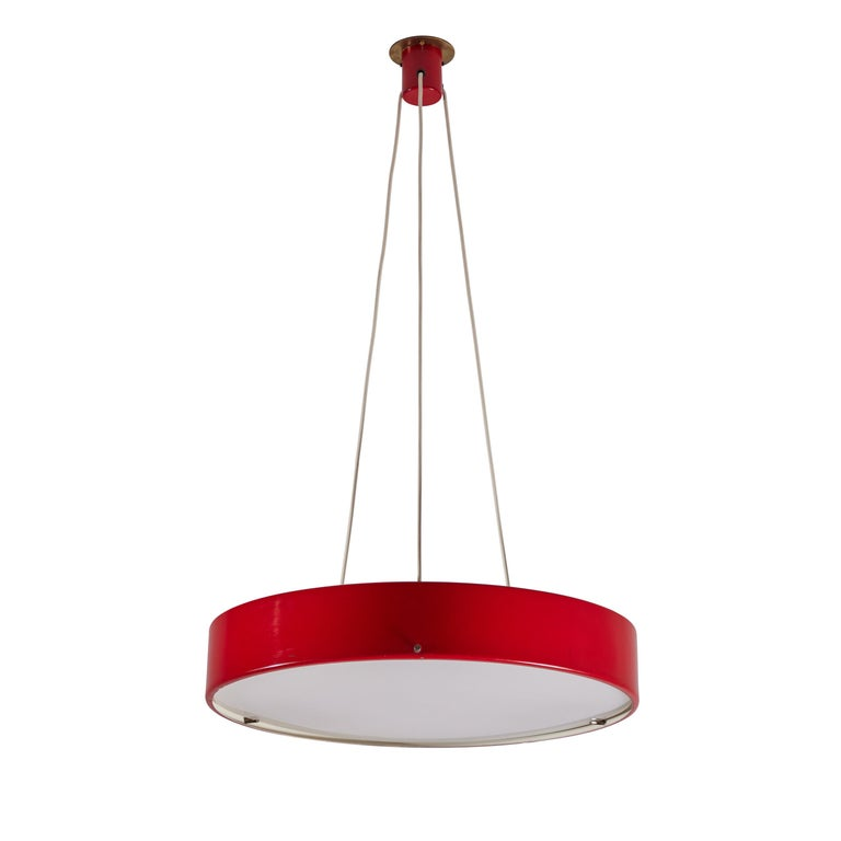 Suspension Light by Bruno Gatta for Stilnovo