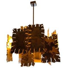 Suspension Light by Edouard De La Marque