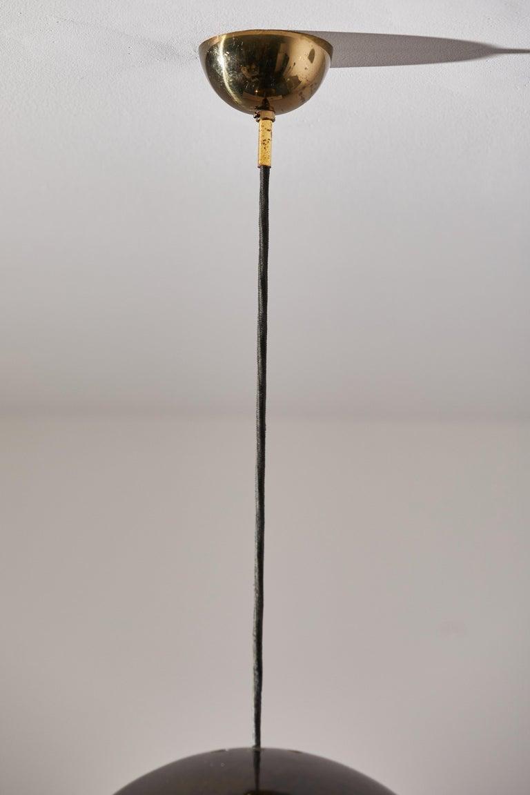 Suspension Light by Fontana Arte For Sale 3