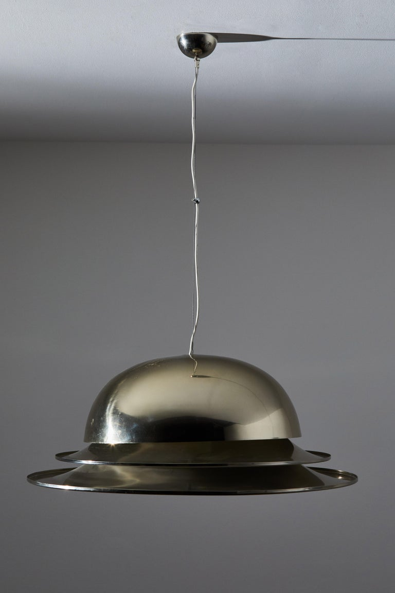 Suspension Light by Gianemilio Piero and Anna Monti for Fontana Arte 1