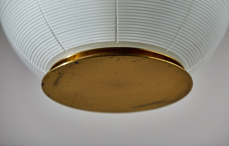 Suspension Light by Ignazio Gardella for Azucena For Sale 2