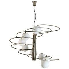 Suspension Light by Pia Guidetti Crippa for Lumi