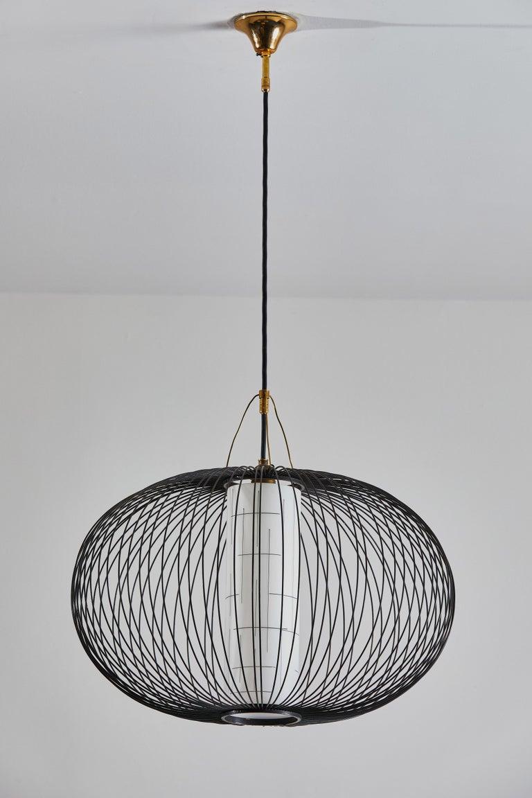 Suspension Light by Stilnovo For Sale 3