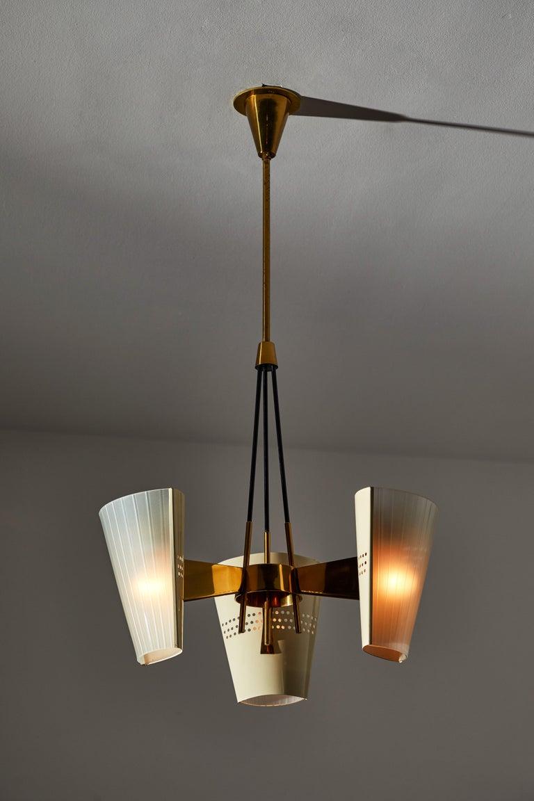 Italian Suspension Light by Stilnovo