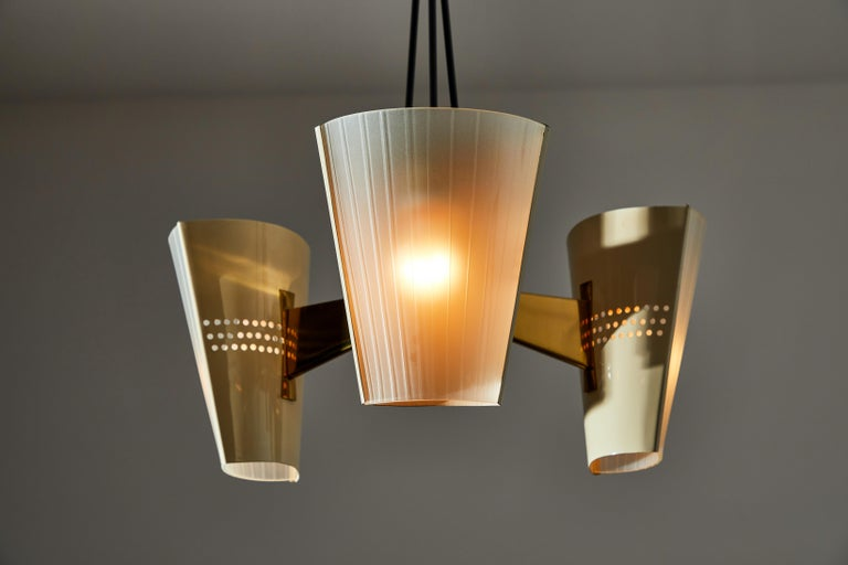 Suspension Light by Stilnovo In Good Condition In Los Angeles, CA