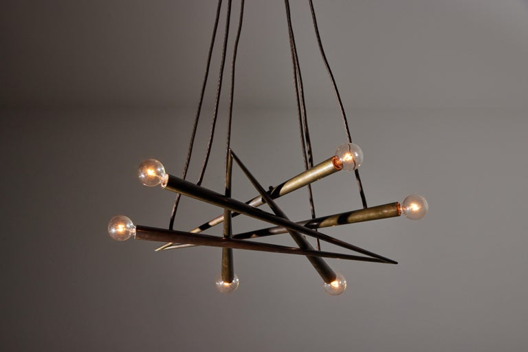 Suspension Light by Stilnovo In Good Condition For Sale In Los Angeles, CA