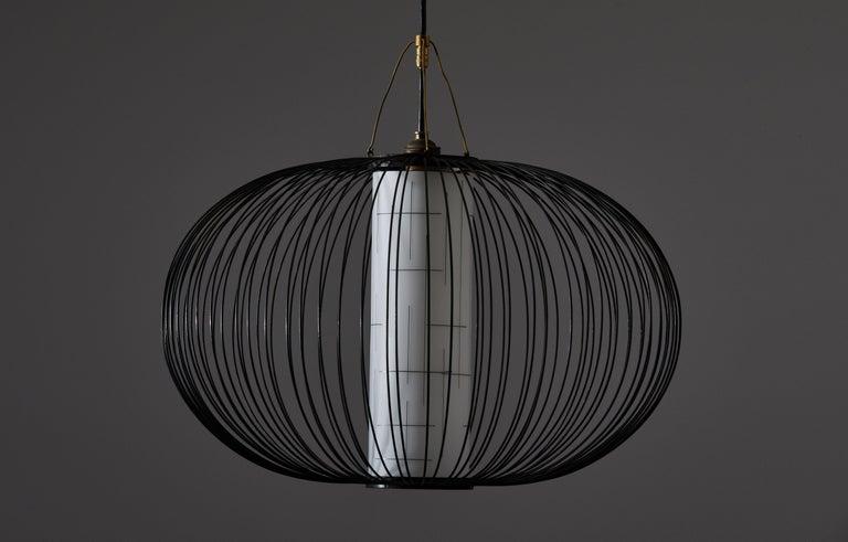Suspension Light by Stilnovo For Sale 1