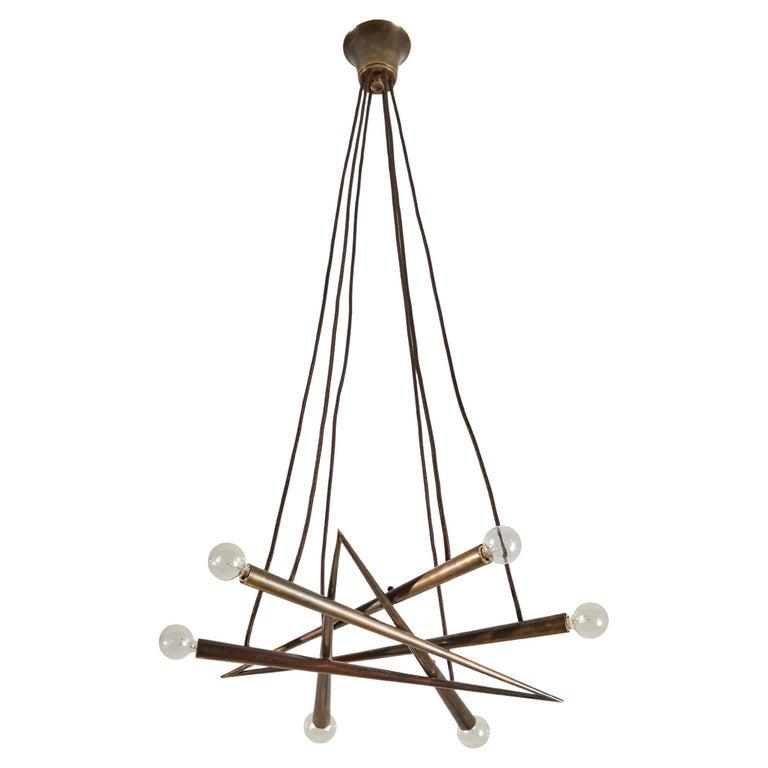 Suspension Light by Stilnovo For Sale