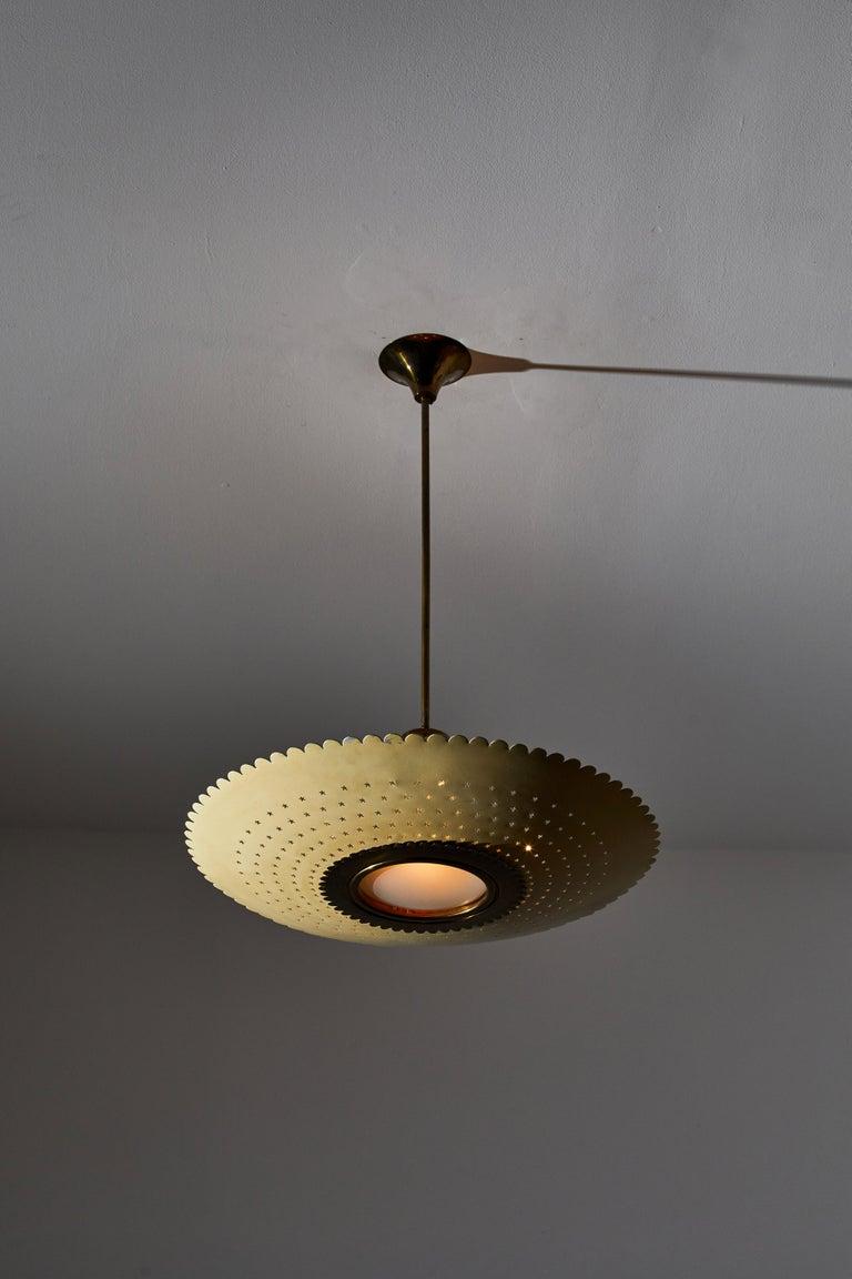 Italian Suspension Light by Stilux