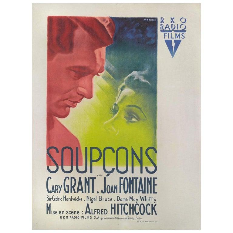 Suspicion / Soupcons For Sale