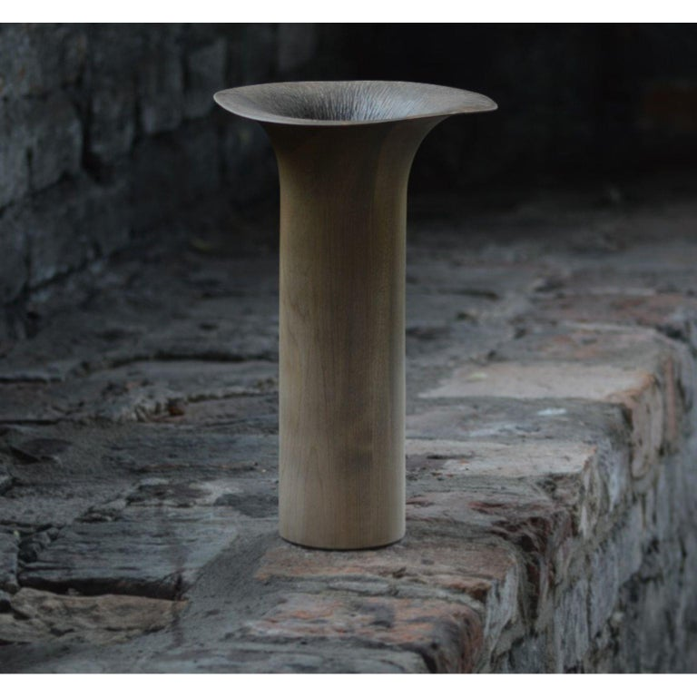 Modern Sussin Sculpture, Large, Light by Antrei Hartikainen For Sale