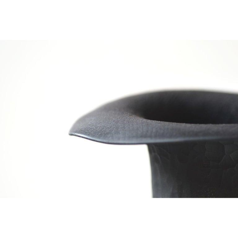 Finnish Sussin Sculpture, Small, Dark by Antrei Hartikainen For Sale