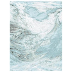 Sutlej Radiance Hand-Knotted Wool and Silk 3.0 x 4.0m Rug