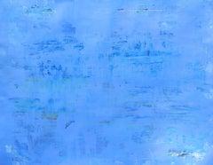 Light Rain / Love Letter, Painting, Acrylic on Paper