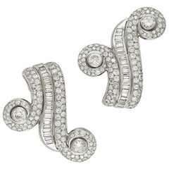 Platinum Brooches