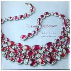 Suzanne Belperron Rare Jewelry Book