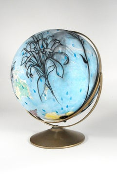 Simple Relief Globe / Water Willow and Texas Springs