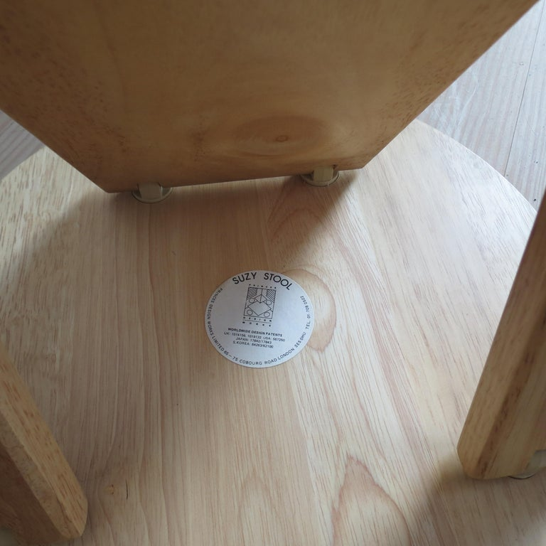 Suzy Stool Designed by Adrian Reed for Princes Design Works 2 5