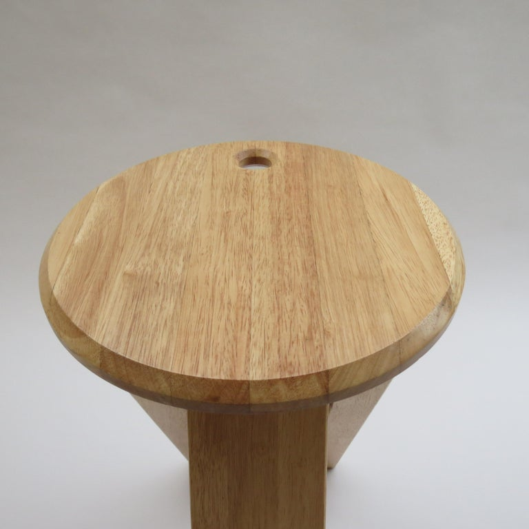 English Suzy Stool designed by Adrian Reed for Princes Design Works 2