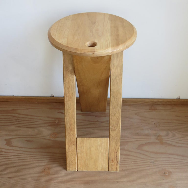 Suzy Stool Designed by Adrian Reed for Princes Design Works 2 In Good Condition In Stow on the Wold, GB