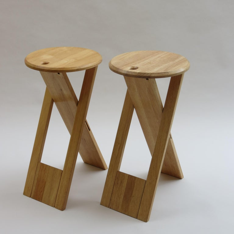 20th Century Suzy Stool designed by Adrian Reed for Princes Design Works 2