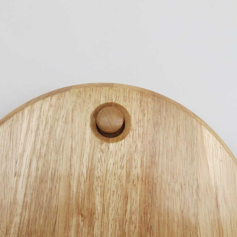 Wood Suzy Stool designed by Adrian Reed for Princes Design Works 2