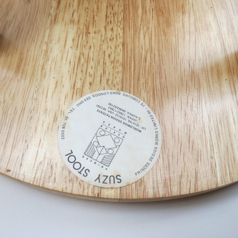 Suzy Stool designed by Adrian Reed for Princes Design Works 2 1