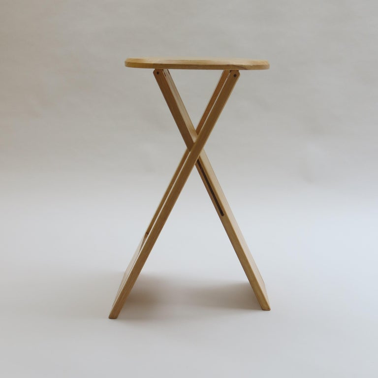 Mid-Century Modern Suzy Stool Designed by Adrian Reed for Princes Design Works