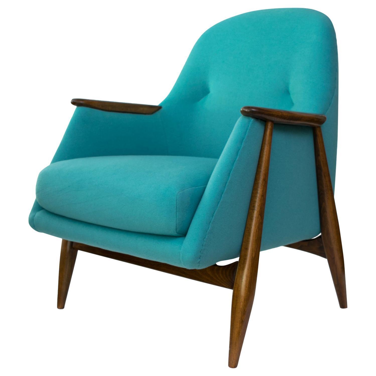 Svante Skogh Chair Scandinavian Modern for Asko, Finland, 1954