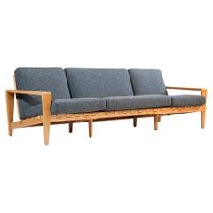 Svante Skogh Four-Seat Bodö Sofa by Seffle Möbelfabrik in Sweden, 1960s
