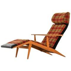 Svante Skogh Lounge Chair Produced by Engen Möbler in Sweden