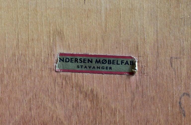 Sven Andersen Sideboard in Teak, Scandinavian Modern, Mid-Century Modern 5