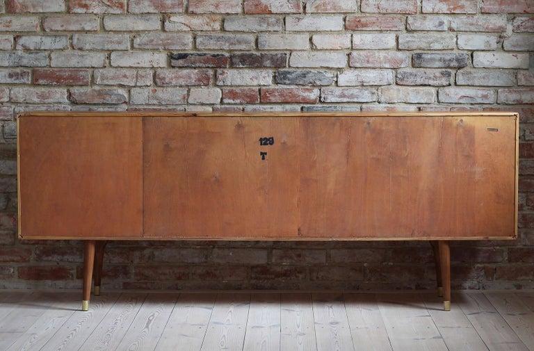 Sven Andersen Sideboard in Teak, Scandinavian Modern, Mid-Century Modern 3