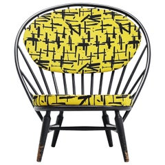 Sven Engstrom Gunnar Myrstrand Arch Chair, Sweden, 1950