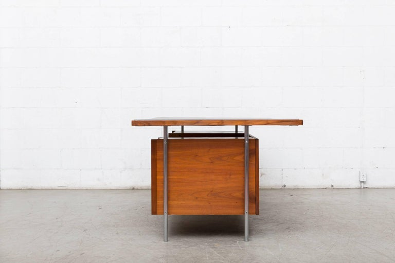 Mid-Century Modern Sven Ivar Executive Desk For Sale