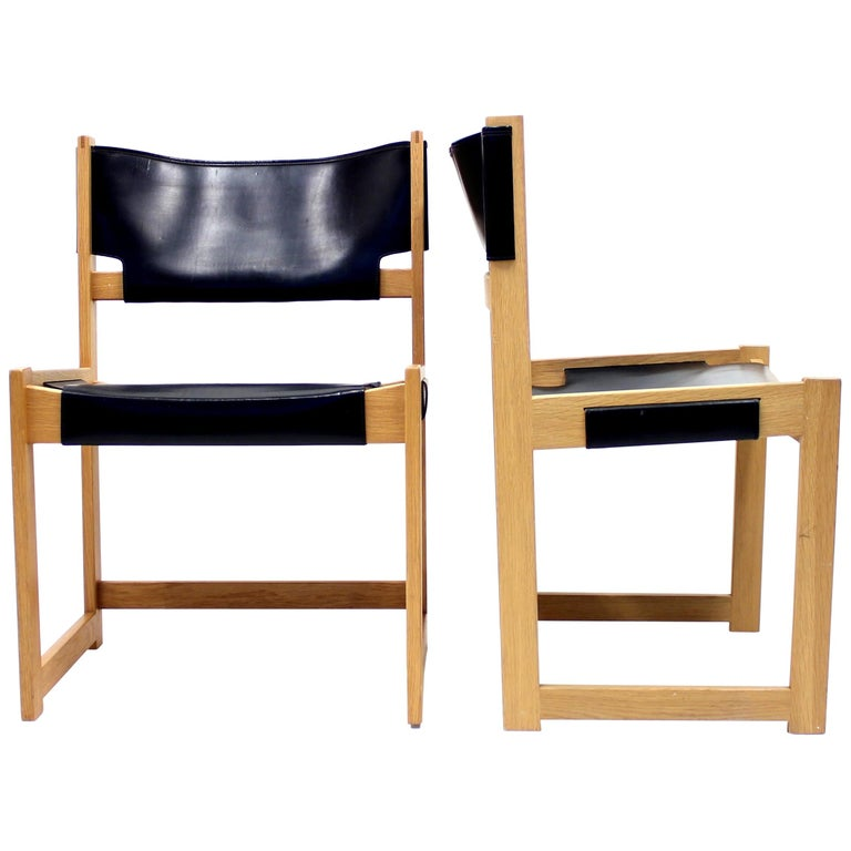 Sven Kai Larsen Chairs for Nordiska Kompaniet, Set of 2 For Sale