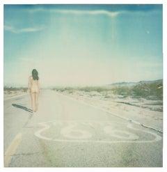 Born to be Wild -  - Contemporary, 21st Century, Women, Nude. Landscape