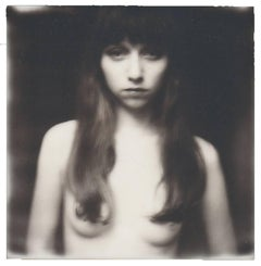 Fragile - 21st Century, Contemporary, Color, Polaroid, Nude