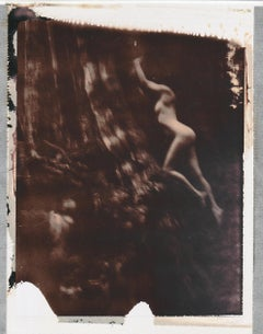 Holding on - Polaroid, Color, 21st Century, Contemporary, Nude, Women