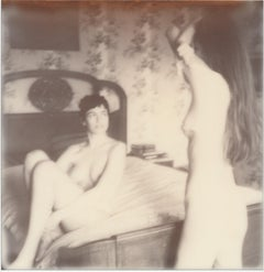 Let me see you stripped - Polaroid, 21st Century, Contemporary, Nude, Women
