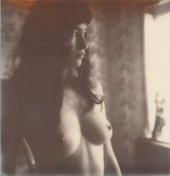 Miss C. - Polaroid, Color, 21st Century, Contemporary, Nude
