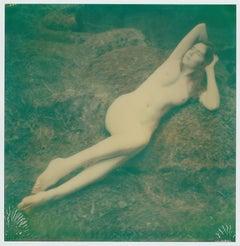Naked Maya - Contemporary, Women, Polaroid, expired, 21st Century, Nude