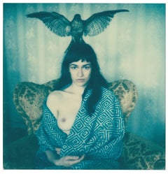 One day I fly away - Contemporary, 21st Century, Polaroid, Figurative Photograph