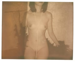 Ready? - Polaroid, Color, 21st Century, Contemporary, Nude, Women