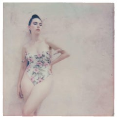 Summer in Palstel - 21st Century, Polaroid, Women, Photography, Contemporary