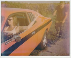 Thelma and Louise - Polaroid, Contemporary, Women, 21st Century