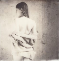 Undress - Polaroid, 21st Century, Contemporary, Nude, Women