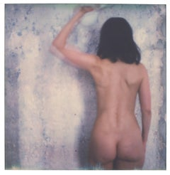 Waiting for the Rose Leaves - Polaroid, Color, 21st Century, Contemporary, Nude